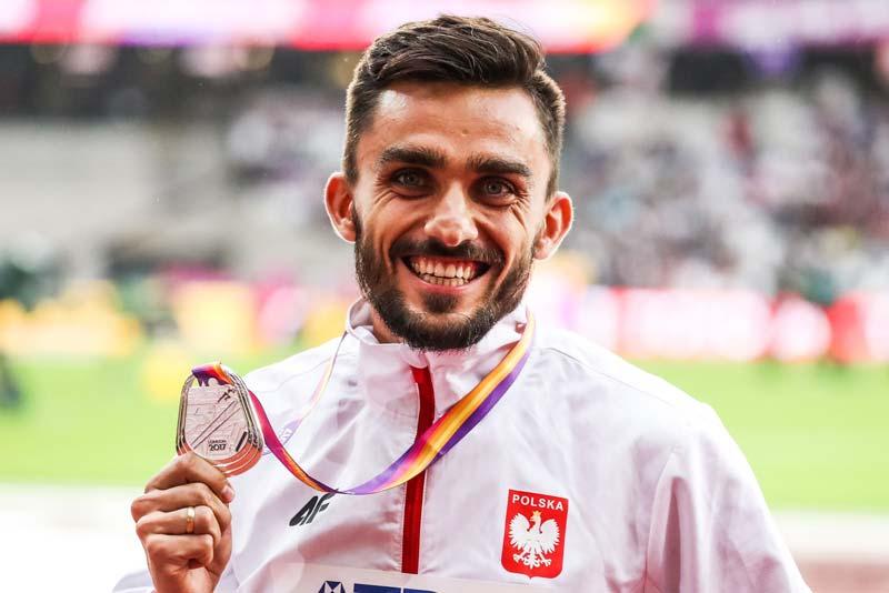 Adam Kszczot - polski lekkoatleta